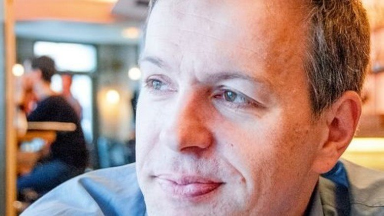 Steffen Möller: Grenzgänger seit 20 Jahren. Foto: Halasz