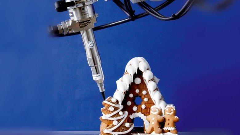 Knusper, knusper, Knäuschen: Süßwaren sind eines der Einsatzgebiete für die Systeme. Foto: Werk