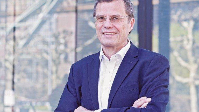 Ab in den Ruhestand: Standortleiter Klaus Jelich. Foto: Wirtz