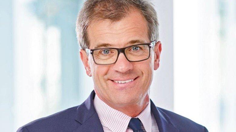 Werner Fricke, Geschäftsstellenleiter Unternehmer Hildesheim. Foto: Verband