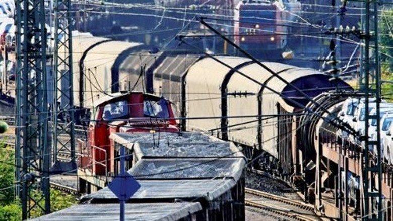 Rückzug: Die Deutsche Bahn will flächendeckend Güterbahnhöfe schließen. Foto: DB