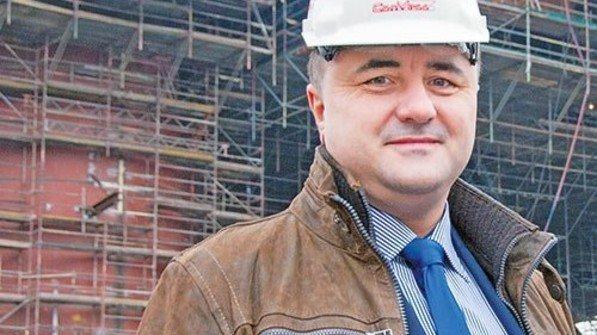 """""""Wer heute nach Polen kommt und lange nicht hier war, der erkennt das Land nicht mehr."""" Marek Prostak, Schiffbau-Unternehmer. Foto: Halasz"""