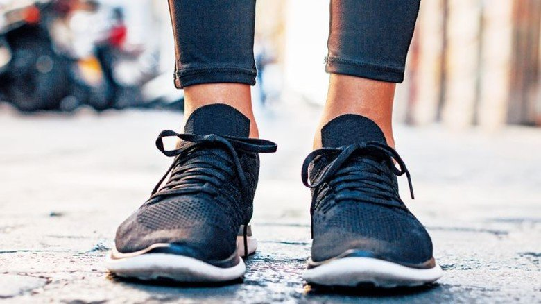 Renner: Letztes Jahr kauften die Deutschen 47 Millionen Sneakers für Sport und Alltag. Foto: Getty