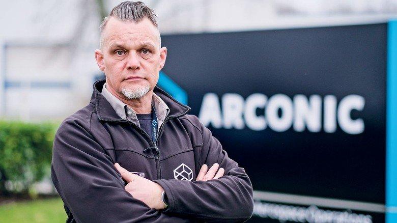 Uwe Welge: Vom Fertigungsleiter mit Bundeswehrerfahrung zum Business-System-Manager bei Howmet in Hildesheim.
