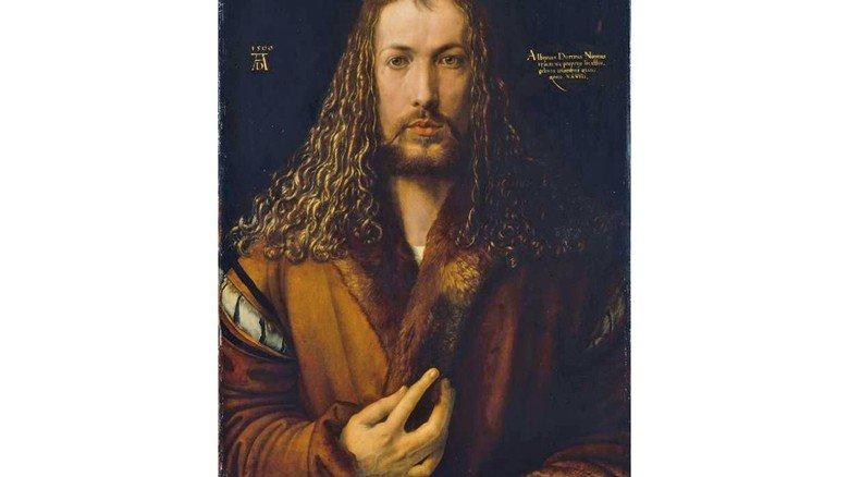 Überblick: Viele Bilder bayerischer Museen gibt es online – auch von Albrecht Dürer.