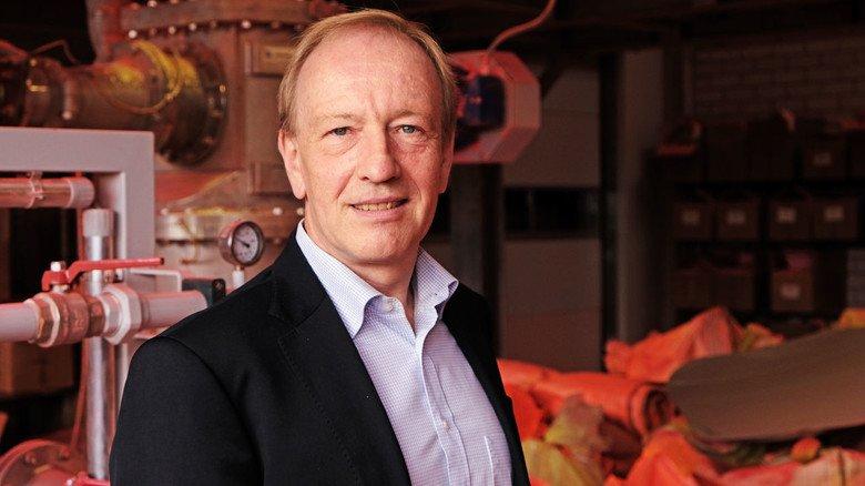 Manager Sales und Marketing bei Aralon Color: Matthias Stümcke.