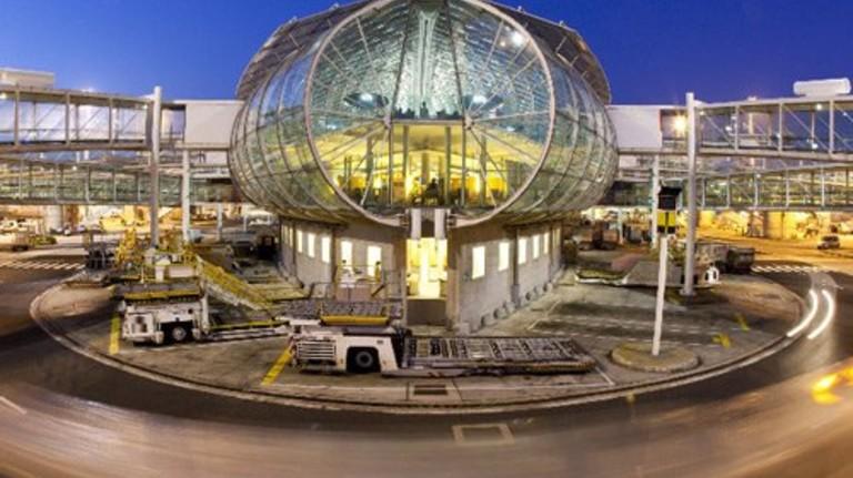 Rang 2: Flughafen Paris-Charles-de-Gaulle
