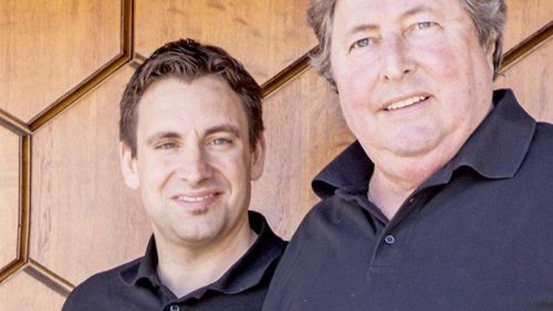 """""""Wir müssen individuell fertigen und können keine großen Serien bauen."""" Michael und Wolfgang Fritz, Firmenchefs. Foto: Werk"""