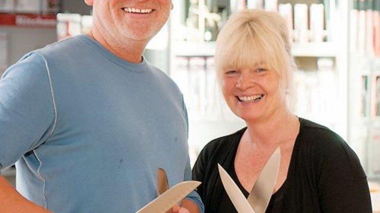 Druse Kochwelten: Ehepaar Druse kocht in Buchholz/Nordheide. Foto: Veranstalter