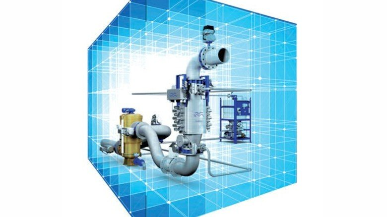 Saubermacher: Anlagen wie dieses Modell von Alfa Laval werden zur  Reinigung des Ballastwassers eingesetzt. Foto: Werk
