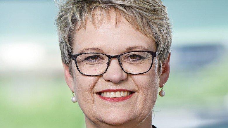 """Sonja Neubert, Siemens-Niederlassungsleiterin Hamburg: """"Man muss kein Überflieger in  Mathe oder Physik sein, um eine Technik-Karriere zu machen."""""""
