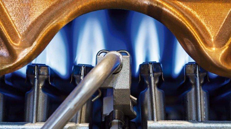 Wichtiger Energieträger: Mit Erdgas wird in Deutschland die Hälfte aller Wohnungen beheizt.
