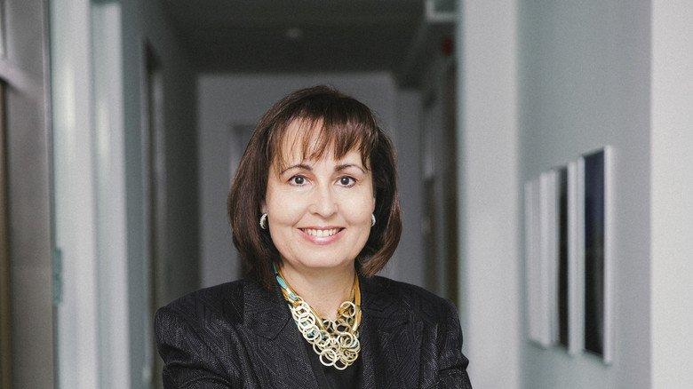 Professorin Jutta Rump: Die Expertin glaubt, dass Videokonferenzen bald zum normalen Arbeitsalltag gehören.