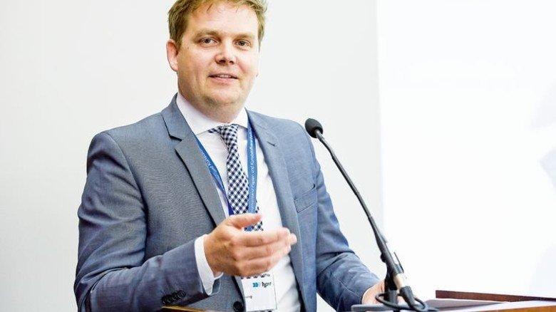 """""""Auf eigene Faust kann man gar nicht so günstig vorsorgen."""" Stefan Rössing, Hauptgeschäftsführer HPV. Foto: Verband"""