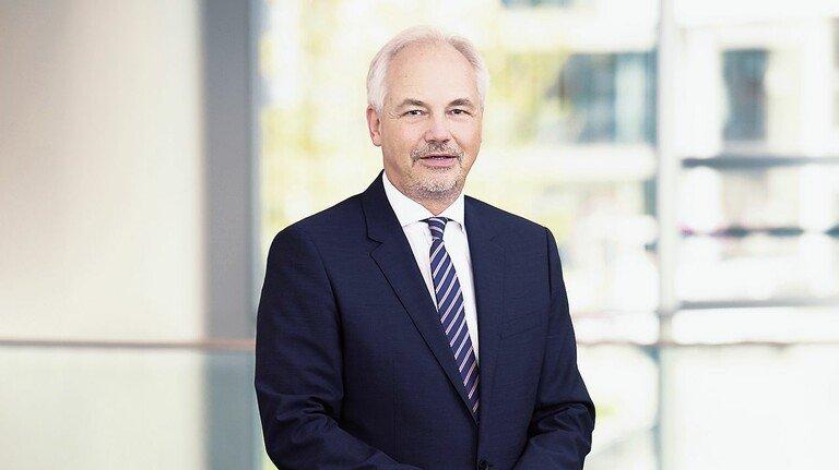 Peer-Michael Dick, Hauptgeschäftsführer des Arbeitgeberverbands Südwestmetall.