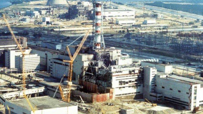 1986: 1986 Nuklear-Katastrophe von Tschernobyl in der damaligen Sowjetunion. Foto: dpa