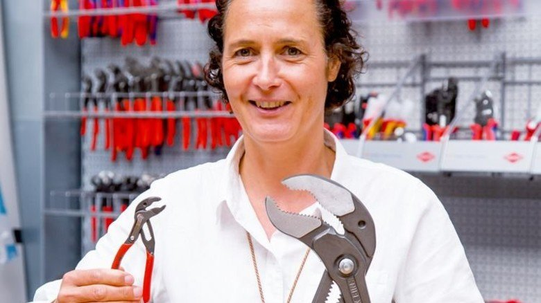 """Barbara Meimeth: """"Wir werden uns ganz schön strecken müssen, um unsere Ziele zu erreichen."""" Foto: Tack"""