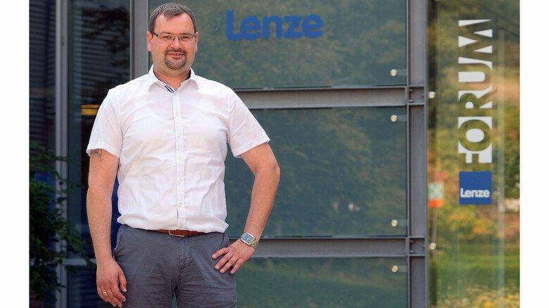 Sieht eine hohe Verantwortung gegenüber den jungen Leuten: Thomas Czekanowski, Ausbildungsleiter bei Lenze.