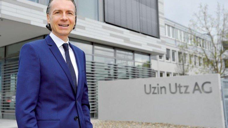 Mit Leib und Seele Chef: Thomas Müllerschön leitet das Unternehmen seit Januar 2016. Foto: Sigwart