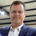 Seit Kurzem auf dem Markt: Unternehmer Andreas Christ von Christ Feinmechanik in Langgöns  ist stolz auf das mit einem Partnerunternehmen entwickelte Spindelsystem.