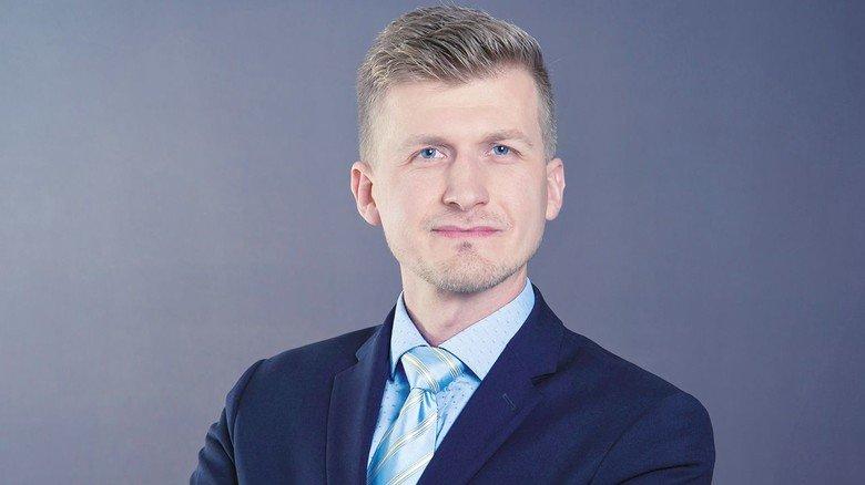 Leiter des FKT: Johannes Diebel