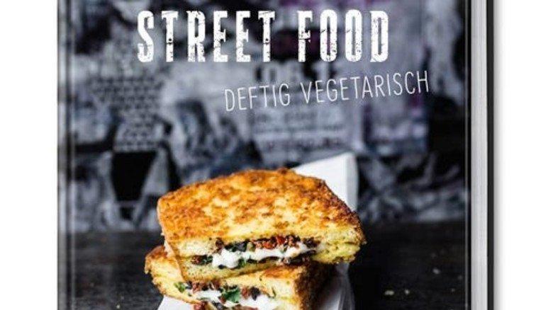 """Noch mehr Rezepte: Anne-Katrin Weber hat sie in ihrem Kochbuch """"Street Food. Deftig vegetarisch"""" zusammengestellt. Foto: Wolfgang Schardt"""