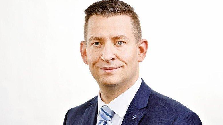 """Professor Markus Muschkiet: """"Logistik wird kleinteiliger.""""  Foto: HS Niederrhein"""