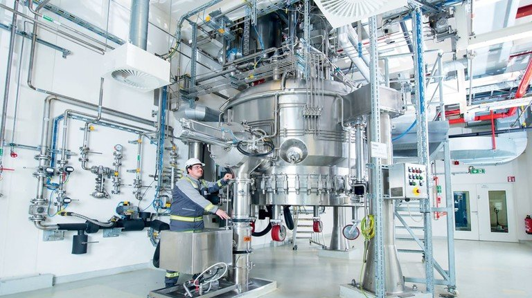 Stark gefragt: Bei Evonik in Dossenheim entstehen pharmazeutische Wirkstoffe.