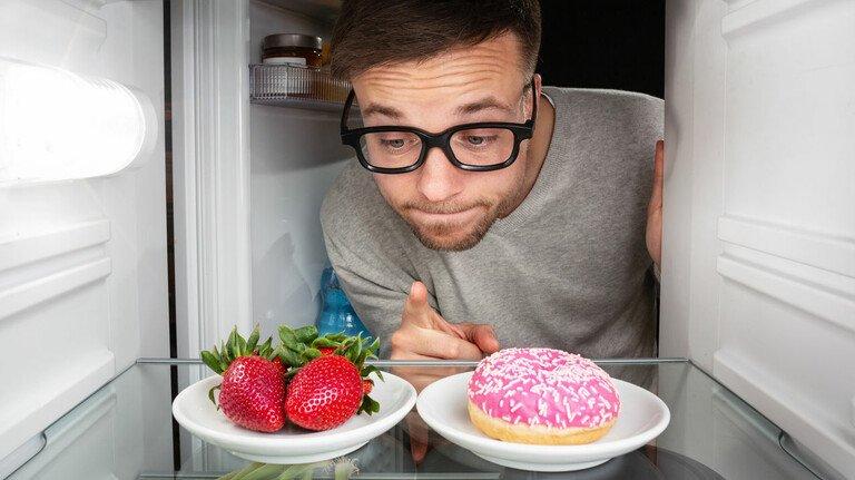 Die Qual der Wahl: Die gesündere Variante ist auf jeden Fall die mit dem geringeren Zuckergehalt.