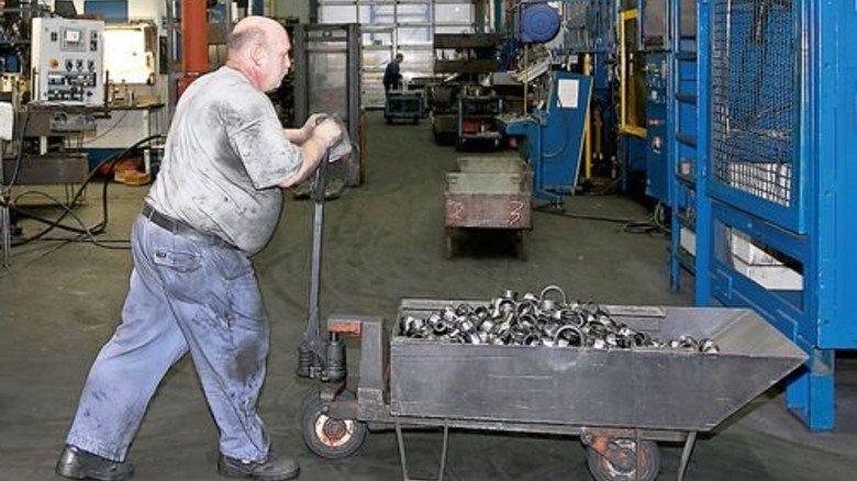 Produktion in Gutach: Harte Teile für Motor, Getriebe oder Kupplung. Foto: Mierendorf