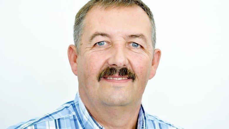 """""""Die Azubis sollen mit unserem Unternehmen gemeinsam wachsen."""" Pawel Eck, Ausbildungsleiter. Foto: Scheffler"""