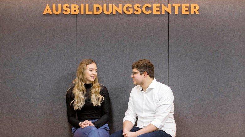 Feedback: Peer-Ole Reinecke betreut bei Stihl die Studierenden. Derzeit sind es insgesamt 192.