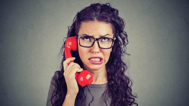 Nervig und zeitraubend: Werbeanrufe werden oft als Umfrage getarnt.