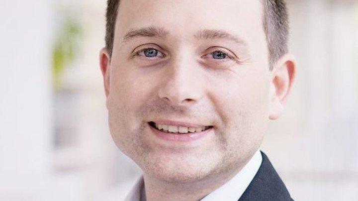 Frederik Diederichs vom Fraunhofer-Institut für Arbeitswirtschaft und Organisation. Foto: Fraunhofer IAO