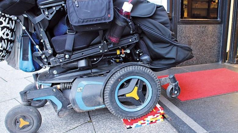 """Sozialprojekt von """"Aktion Mensch"""": Schwerpunkt ist die Inklusion von Menschen mit Behinderung. Foto: Aktion Mensch"""