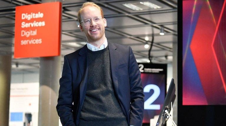 Unternehmer in der vierten Generation: Der Wirtschaftsingenieur Max Viessmann.