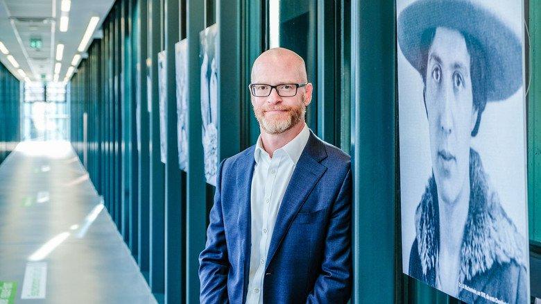 Starke Persönlichkeit: Gerhard Müller leitet beim Chemiekonzern BASF die Abteilung Diversity + Inclusion.