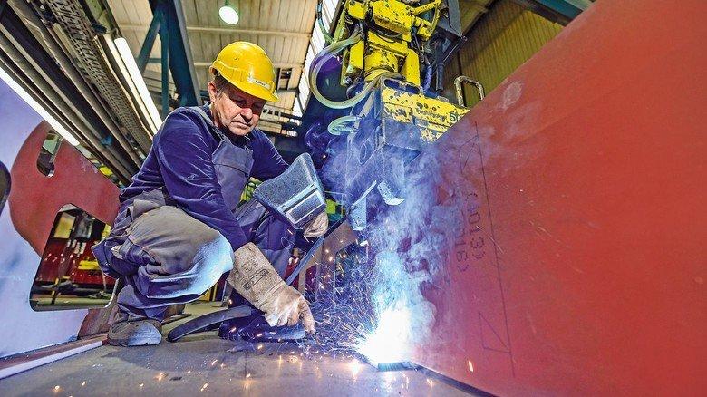 Alter Hase: Reinhard Krüger war vor seiner Zeit bei GNYK unter anderem zwölf Jahre lang auf einer koreanischen Werft von Hyundai tätig.