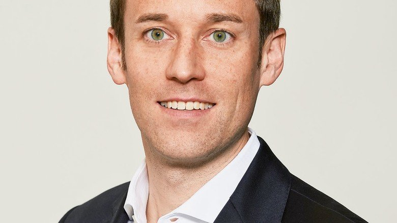 Chef in Kaltenkirchen: Mathias Lentfer, Geschäftsführer Jungheinrich Services & Parts.