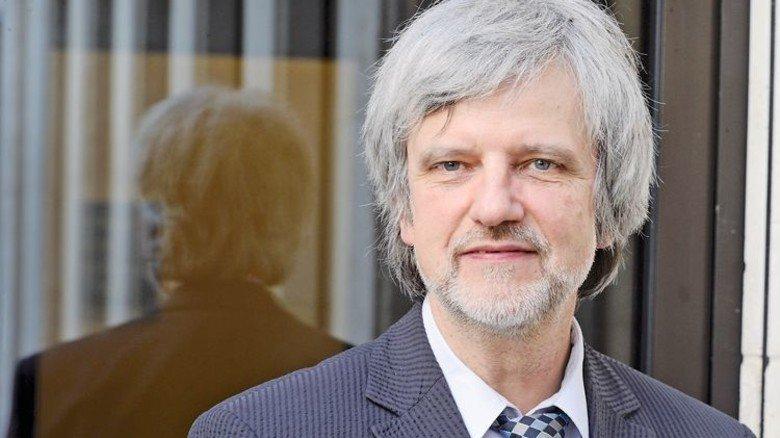 Weltweit anerkannter Risikoforscher: Professor Ortwin Renn aus Potsdam. Foto: IASS