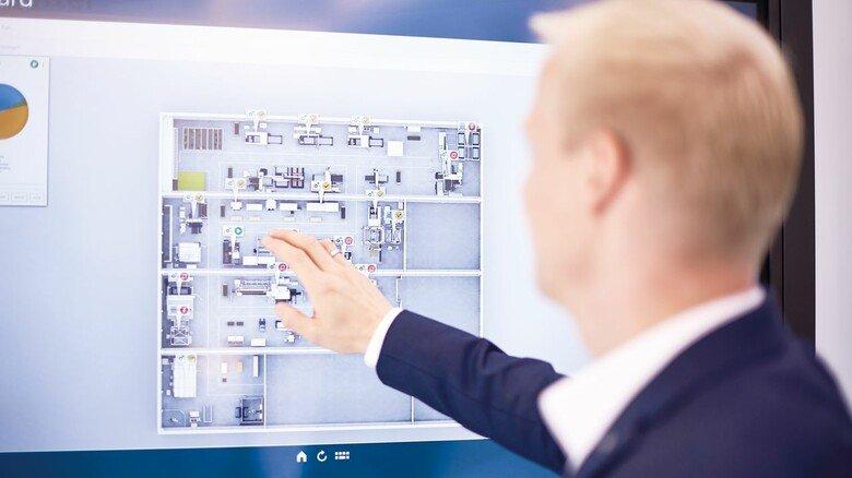 Investition in die Zukunft: Die digital vernetzte Fertigung erhöht Produktivität und Wettbewerbsfähigkeit