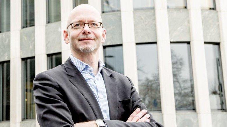 Oliver Stettes, Arbeitsmarktexperte im Institut der deutschen Wirtschaft Köln (IW). Foto: Straßmeier