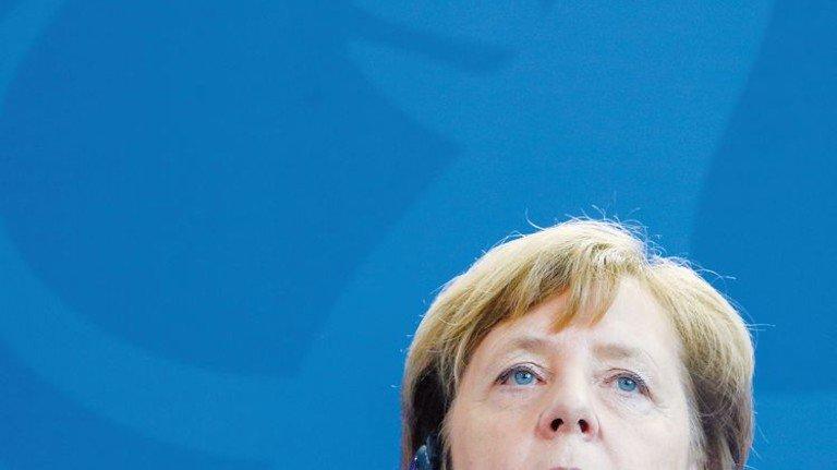 Hypothek für die Zukunft: Bundeskanzlerin Angela Merkel hat es mit ständig steigenden Sozialausgaben zu tun. Foto: Getty