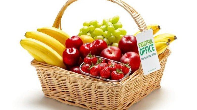 Vitaminbombe: Budenheim spendiert regelmäßig frisches Obst. Foto: Werk