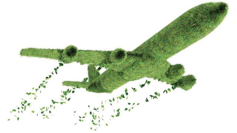 Grüner fliegen?! Die persönliche Klimabilanz lässt sich jedenfalls verbessern.
