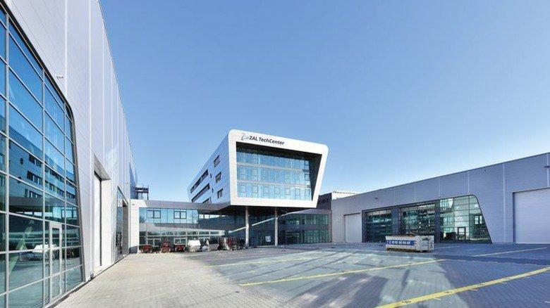 Viel Raum für Forschung: Das ZAL hat eine Nutzfläche von 26.000 Quadratmetern. Foto: Werk