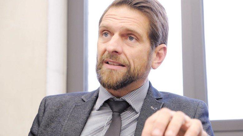 Professor Lutz Vossebein: Wir erhalten von den Studierenden positive Rückmeldungen.