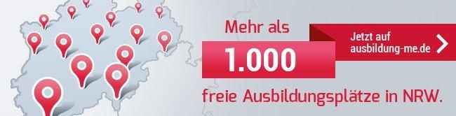 Mehr Infos auf ausbildung-me.de